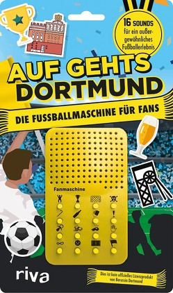 Auf geht´s Dortmund – die Fußballmaschine für Fans von Borussia Dortmund