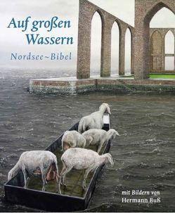 Auf großen Wassern von Buß,  Hermann, de Vries,  Arend