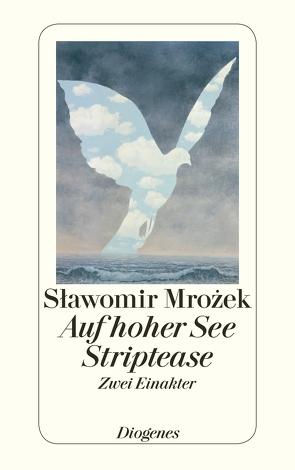 Auf hoher See/Striptease von Mrozek,  Slawomir, Zimmerer,  Ludwig