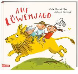 Auf Löwenjagd von Bandixen,  Ocke, Camus,  Ariane