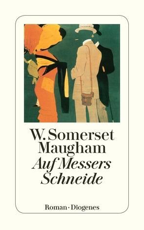 Auf Messers Schneide von Bondy,  Fritz, Maugham,  W. Somerset