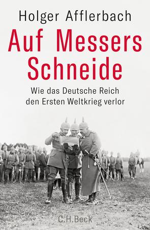 Auf Messers Schneide von Afflerbach,  Holger