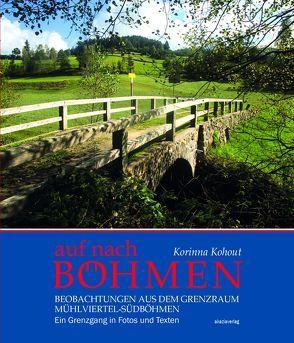 Auf nach Böhmen von Kohout,  Korinna Mag.