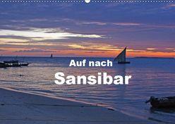 Auf nach Sansibar (Wandkalender 2019 DIN A2 quer) von Blass,  Bettina