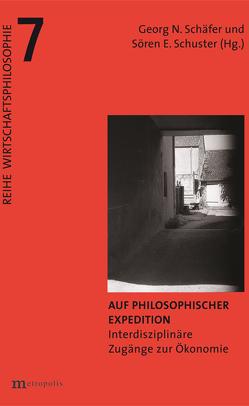 Auf philosophischer Expedition von Schäfer,  Georg N., Schuster,  Sören E.