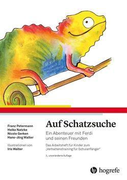 Auf Schatzsuche von Gerken,  Nicole, Natzke,  Heike, Petermann,  Franz, Walter,  Hans-Jörg