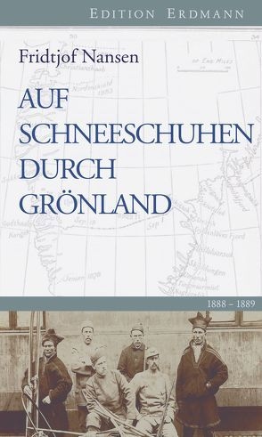 Auf Schneeschuhen durch Grönland von Brennecke,  Detlef, Mann,  Mathilde, Nansen,  Fridjof