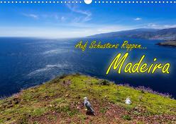 Auf Schusters Rappen… Madeira (Wandkalender 2020 DIN A3 quer) von Sobottka,  Joerg