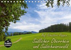Auf Schusters Rappen… Südlicher Oberrhein und Südschwarzwald (Tischkalender 2019 DIN A5 quer) von Sobottka,  Joerg
