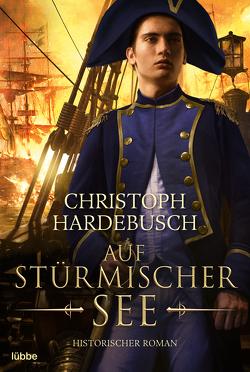 Auf stürmischer See von Hardebusch,  Christoph