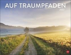 Auf Traumpfaden Kalender 2022 von Heye