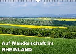 Auf Wanderschaft im Rheinland (Wandkalender 2018 DIN A3 quer) von Brehm,  Frank, www.frankolor.de,  k.A.
