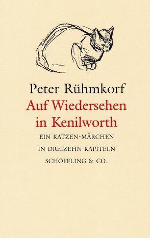 Auf Wiedersehen in Kenilworth von Rühmkorf,  Peter