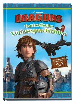 """DreamWorks Dragons: """"Auf zu neuen Ufern"""": Fantastische Vorlesegeschichten"""