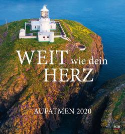 Aufatmen 2020 – Wandkalender