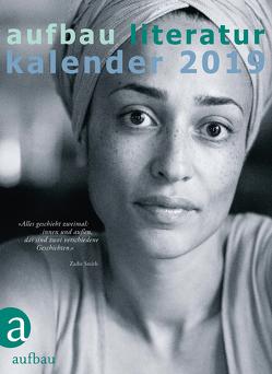 Aufbau Literatur Kalender 2019 von Böhm,  Thomas, Polojachtof,  Catrin