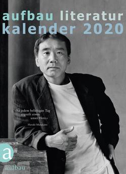 Aufbau Literatur Kalender 2020 von Böhm,  Thomas, Polojachtof,  Catrin