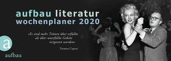 Aufbau Literatur Wochenplaner 2021 von Böhm,  Thomas, Polojachtof,  Catrin