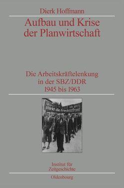 Aufbau und Krise der Planwirtschaft von Hoffmann,  Dierk