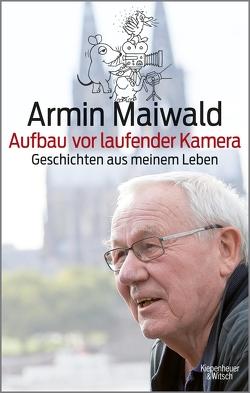 Aufbau vor laufender Kamera von Maiwald,  Armin