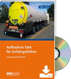 Aufbaukurs Tank für Gefahrgutfahrer – Expertenpaket von Bütow,  Torsten, Ridder,  Klaus