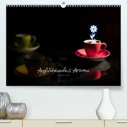 Aufblühendes Aroma (Premium, hochwertiger DIN A2 Wandkalender 2020, Kunstdruck in Hochglanz) von Fuchs,  Dieter