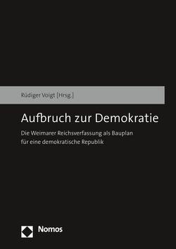 Aufbruch zur Demokratie von Voigt,  Rüdiger