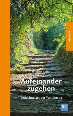 Aufeinander zugehen von Dr. Leber,  Wilhelm