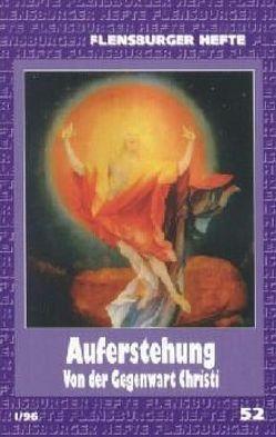 Auferstehung von Höfer,  Thomas, Klockenbring,  Gérard, Neumann,  Klaus D, Schroeder,  Hans W, Weirauch,  Wolfgang