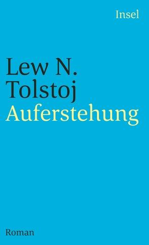 Auferstehung von Eberle,  Theodor, Hess,  Adolf, Tolstoj,  Lew