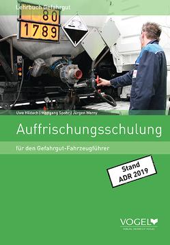 Auffrischungsschulung von Dipl.-Ing. Werny,  Jürgen, Hildach,  Uwe, Spohr,  Wolfgang