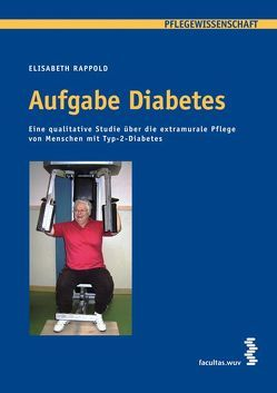 Aufgabe Diabetes von Rappold,  Elisabeth