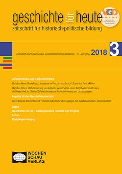 Aufgabenkultur und Aufgabenformate von Dworok,  Dr. Gerrit, Heuer,  Christian, Peters,  Dr. Christian, Resch,  Mario