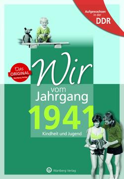 Aufgewachsen in der DDR – Wir vom Jahrgang 1941 von Carius,  Fritz, Grunert,  Ulrich