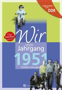 Aufgewachsen in der DDR – Wir vom Jahrgang 1951 – Kindheit und Jugend: 70. Geburtstag von Stasjulevics,  Heiko