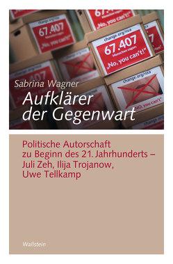 Aufklärer der Gegenwart von Wagner,  Sabrina