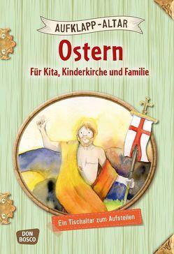 """Aufklapp-Altar """"Ostern"""" von Lefin,  Petra"""