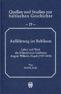 Aufklärung im Baltikum von Jürjo,  Indrek