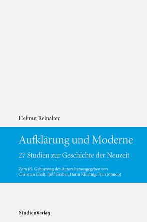 Aufklärung und Moderne von Reinalter,  Helmut