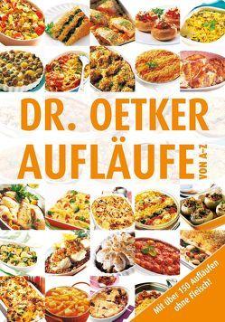 Aufläufe von A-Z von Dr. Oetker