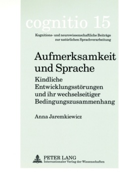 Aufmerksamkeit und Sprache von Jaremkiewicz,  Anna