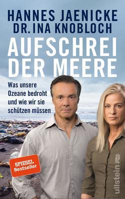 Aufschrei der Meere von Jaenicke,  Hannes, Knobloch,  Ina
