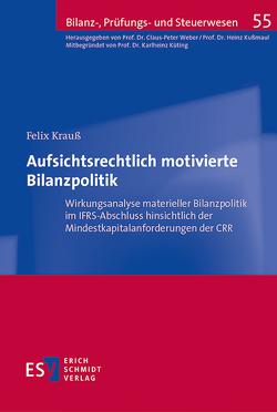 Aufsichtsrechtlich motivierte Bilanzpolitik von Krauß,  Felix