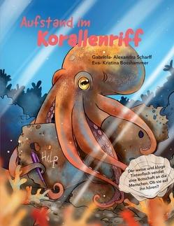 Aufstand im Korallenriff von Kristina Bosshammer,  Eva, Marie Körfgen,  Sabine, Scharff,  Gabriela-Alexandra