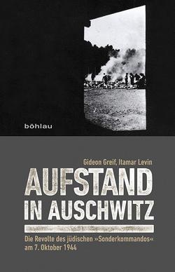 Aufstand in Auschwitz von Greif,  Gideon, Levin,  Itamar