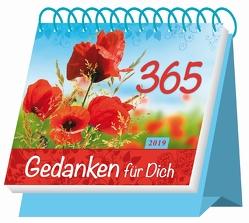 """Aufstellkalender """"365 Gedanken für Dich"""" 2019"""