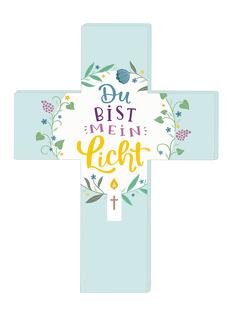 Aufstellkreuz – Du bist mein Licht von Paehl,  Nora