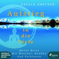 Aufstieg in die Tiefe von Grether,  Ursula, Rysopp,  Beate