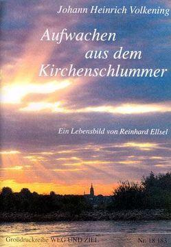 Aufwachen aus dem Kirchenschlummer von Ellsel,  Reinhard
