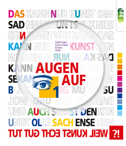 Augen auf / Augen auf, Band 1 von Dabringer,  Wilhelm, Dernovsek,  Marco, Erbler,  Susanne, Wolf,  Manfred
